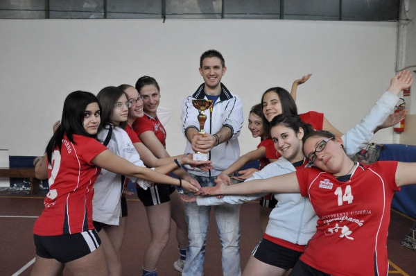 Sempre le Allieve, prime classificate in un altro torneo